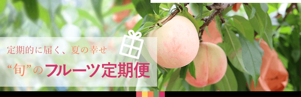 旬のフルーツ定期便